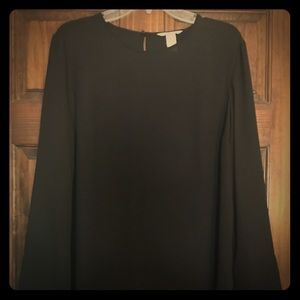 Black Blouse/ Tunic